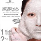Shangpree - Silver Premium Modeling Mask - Anti Aging Mask with Silk Amino Acids