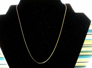 Miniscule Non-linked Necklace