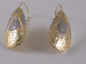 10 kt  Gold  Earring