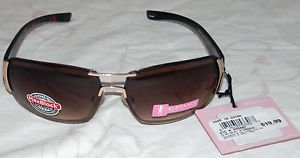 NWT FOSTER GRANT WOMEN'S BROWN BUENOS AIRES SUNGLASSES 100% PROTECTION!!!