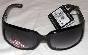 NWT Foster Grant Women Fashion Plastic Baroque Blk Sunglasses 100% PROTECTION!!!