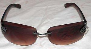 NWT Foster Grant Tortoise Poetic Fashion DESIGNER Sunglasses 100% PROTECTION!!!