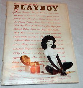 Playboy magazine December 1964 Jo Collins Ian Fleming GOOD