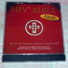 NIV BIBLE NEW INTERNATIONAL VERSION THE BIBLE LIBRARY AUDIO BOOK CD!!