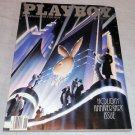 Playboy Magazine January 1988 Holiday Anniversary Issue