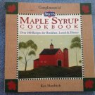 MAPLE SYRUP COOKBOOK - BRACH'S. BY KEN HAEDRICH