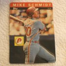 VINTAGE TOPPS MIKE SCHMIDT PHILLIES 3D LARGE BASEBALL CARD