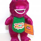 """Barney the Dinosaur 12"""" Plush Musical Singing Colorful World Doll sings I LOVE YOU"""