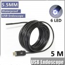 Super Mini  USB Endoscope Insepction Camera