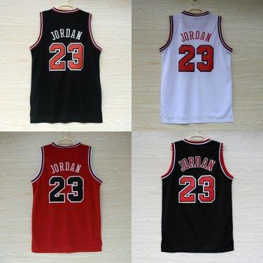 Chicago 23 Michael Jordan Basketball Jersey