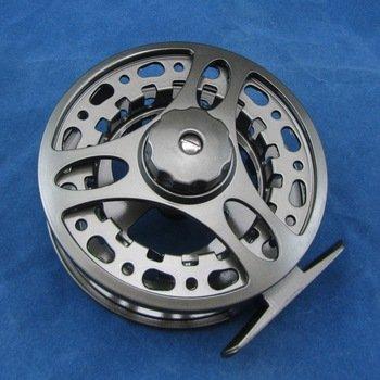 Aluminum Fly Fishing Reel 95mm 7/8 Left Right Handed