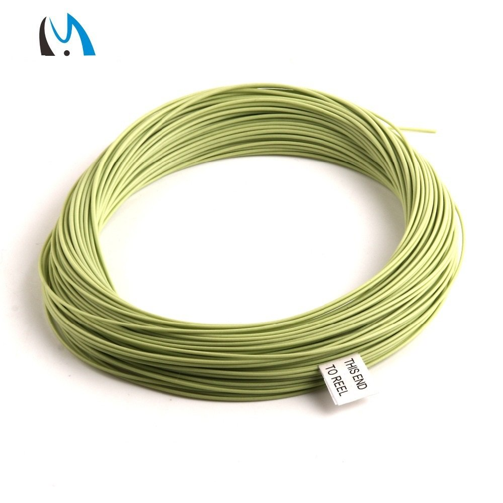 Floating fly fishing line 100ft for Fly fishing line