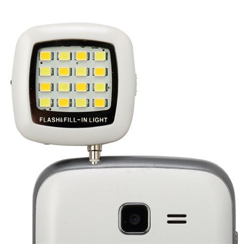 The First LED FLASH for Camera Phone tablet