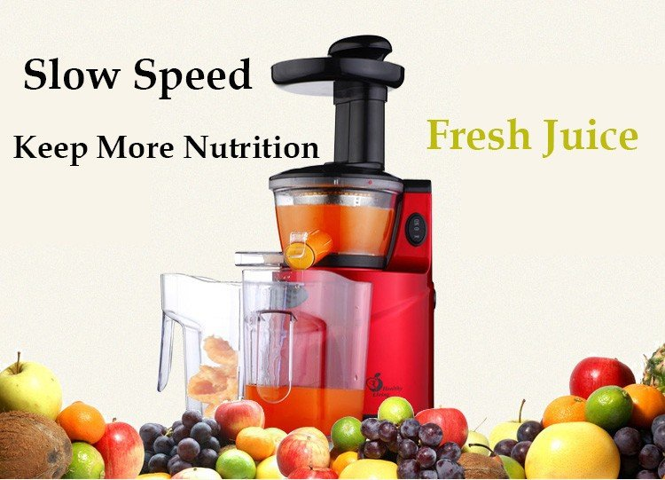Slow Juicer Deals : Slow Juicer Electric Cold Press Extractor