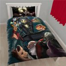 Nightmare Before Christmas Bedding Set TWIN