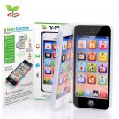 LED i-phone English Learning Mobile toy Phone