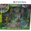 The Teenage Mutant Ninja Turtles Action Figure With Projection Function