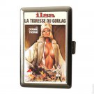 DYANNE THORNE ILSA THE TIGRESS OF SIBERIA Cigarette Money Case ID Holder Wallet