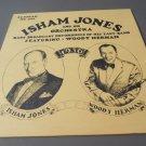 ISHAM JONES AND HIS ORCHESTRA WOODY HERMAN 1936 Rare Broadcasts Lp NM Sunbeam