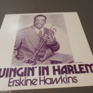 ERSKINE HAWKINS Swingin' In Harlem Lp VG++ Tax M-8014