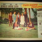 THIS HAPPY FEELING Debbie Reynolds Lobby Card #5