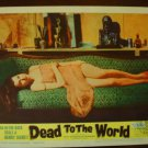DEAD TO THE WORLD Reedy Talton Jana Pearce Original Lobby Card! #1