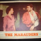 THE MARAUDERS Dan Duryea Keenan Wynn Original Lobby Card #4