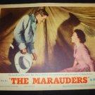 THE MARAUDERS Dan Duryea Keenan Wynn Original Lobby Card #8