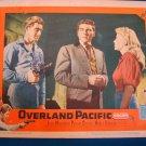 OVERLAND PACIFIC Jack Mahoney Peggie Castle Adele Jergens Originall Lobby Card!