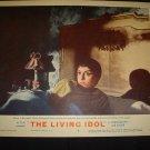 THE LIVING IDOL Lillian Montevecchi Lobby Card #3