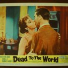 DEAD TO THE WORLD Reedy Talton Jana Pearce Original Lobby Card! #3
