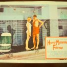 HARVEY MIDDLEMAN, FIREMAN Gene Troobnick Hermione Gingold Original Lobby Card!