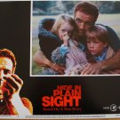 HIDE IN PLAIN SIGHT James Caan Jill Eikenberry Original Lobby Card! #6