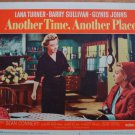 ANOTHER TIME ANOTHER PLACE Lana Turner Barry Sullivan Original Lobby Card! #3