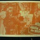 KEEPER OF THE BEES Michael Duane Gloria Henry Original Lobby Card #8