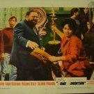 ROME ADVENTURE Troy Donahue Angie Dickinson Original Lobby Card! #5