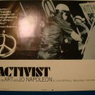 THE ACTIVIST Michael Smith Lesley Toplin Original Lobby Card! #7