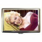 MARILYN MONROE SMILE A LITTLE Cigarette Money Case ID Holder or Wallet! WOW!