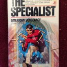THE SPECIALIST #11 AMERICAN VENGEANCE John Cutter Jack Sullivan 1985 Paperback