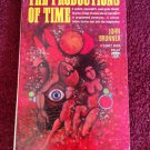 THE PRODUCTIONS OF TIME John Brunner Vintage 1967 SCI-FI Paperback 1st Printing