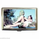 CREATURE FROM THE BLACK LAGOON HANDFUL Cigarette Money Case ID Holder or Wallet!