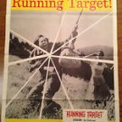 RUNNING TARGET Doris Dowling Arthur Franz Richard Reeves Original Movie Poster
