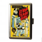 TEMPEST STORM STRIP TEASE GIRL Cigarette Money Case ID Holder Wallet! WOW!