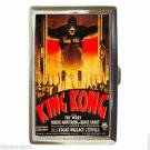KING KONG FAY WRAY POSTER Cigarette Money Case ID Holder or Wallet! WOW!