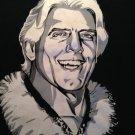 VINTAGE RIC FLAIR Original 1997 WCW SIGNATURE XL T-Shirt Woooo!