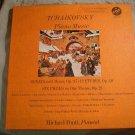 MICHAEL PONTI Tchaikovsky Piono Music 3 Lp Vox Box SVBX 5455 VG++
