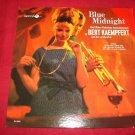 BLUE MIDNIGHT Bert Kaempfert DL4569 Decca LP