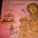 ALFRED DELLER MARY THOMAS Purcell Dido and Aeneas Lp Bach Guild Stereolab 70664