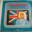 PAUL SACHER The London Bach Johann Christan Bach Lp VG++ Philips PHC 9009
