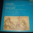 TOLZER BOYCHOIR ROLF REINHARDT Haydn Salve Regina Mozart Litaniae Lp VICS-1270 V